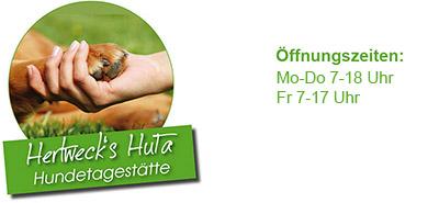 Hertweck's Huta Hundetagesstätte Logo